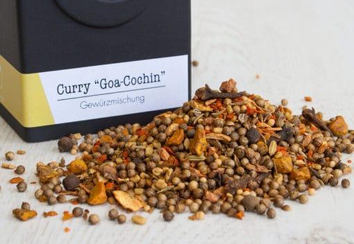 Curry Goa-Cochin, Currymischung