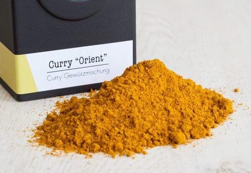 Curry Orient, BIO, Gewürzmischung