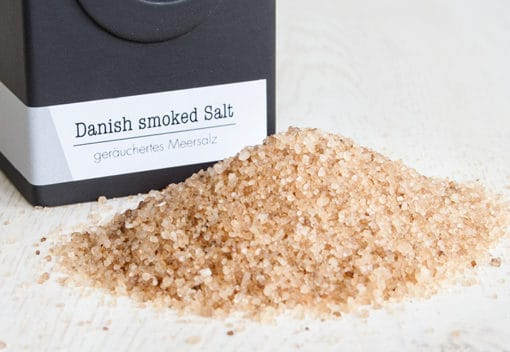 Danish Smoked Salt