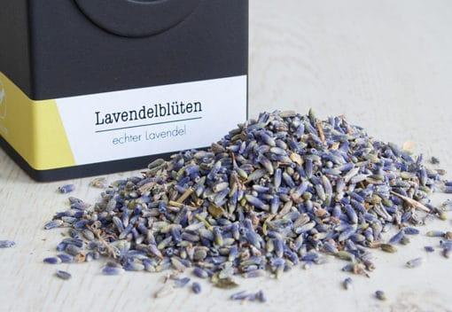 Lavendelblüten, BIO