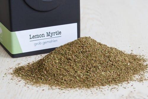 Lemon Myrtle, Zitronenmyrte