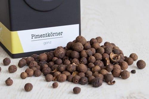 Piment, BIO