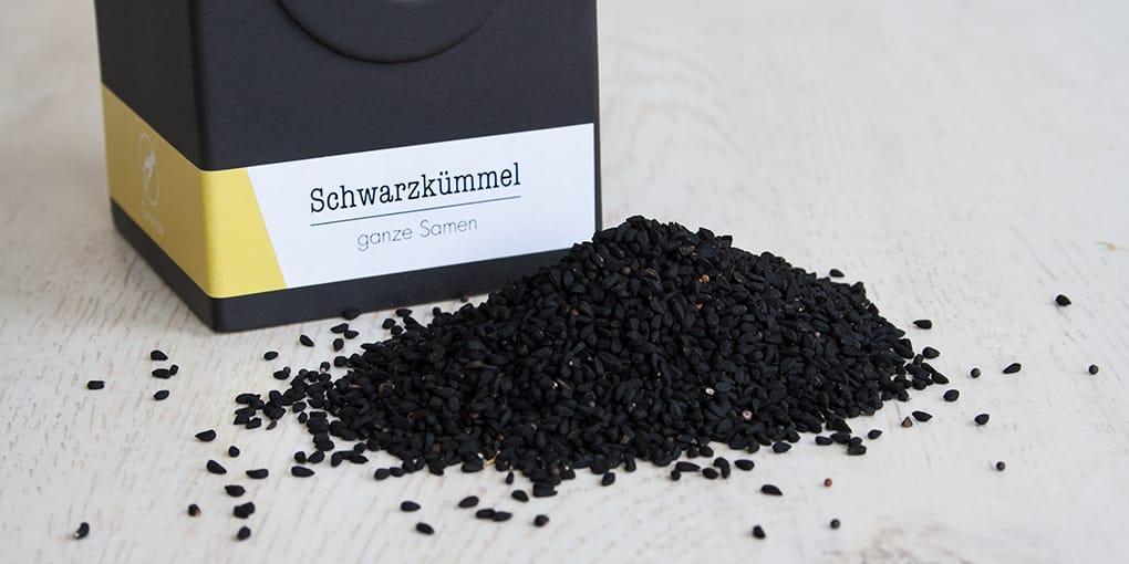 Schwarzkümmel BIO, orientalisch