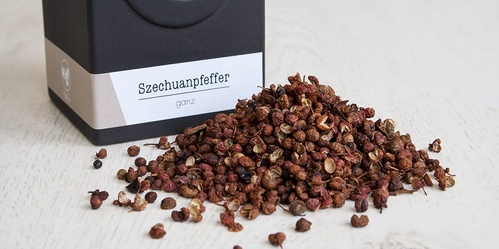 Szechuanpfeffer, Japanischer Pfeffer, Anispfeffer