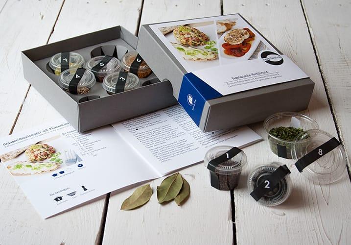 Gewürzbox für Vegetarier