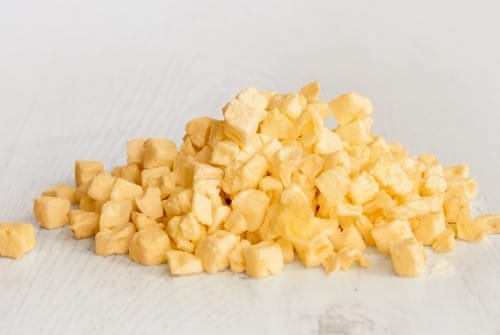 Ananas-getrocknet