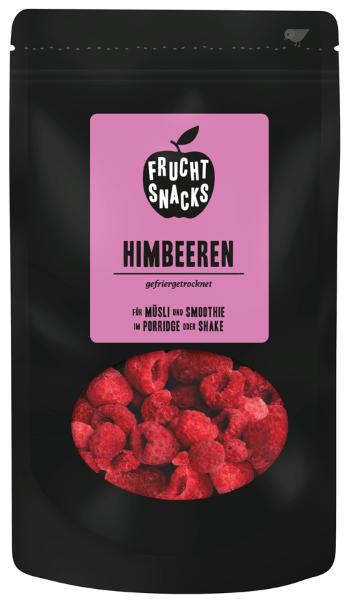 gefriergetrocknete Himbeere, Trockenfrüchte von NutriPur