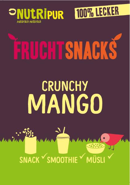 Crunchy Mango FruchtSnacks
